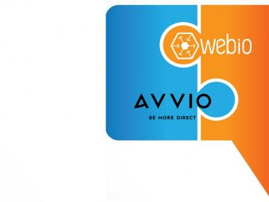Webio's conversational middleware powers Avvio's new AI driven hotel booking engine.
